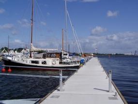 Plutajući pontoni za marine