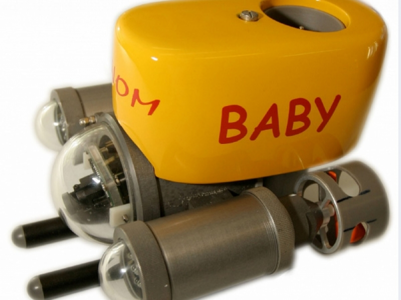 Underwater Video Camera GNOM-ROV BABY