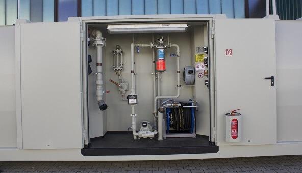 Prijenosne kontejnerske pumpne stanice